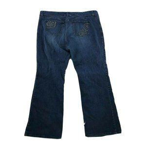 Old Navy Stretch Women Jeans Sz 20 X 29 11-23